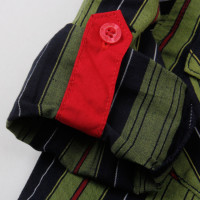 A3943 RED NAVY GREEN 06